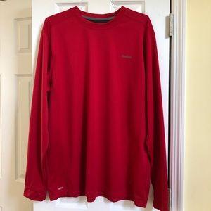 Reebok long sleeve shirt